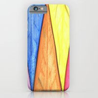 Abstract Triangles iPhone 6 Slim Case