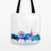 Vienna Tote Bag
