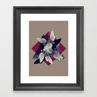 SCHMETTERDING Framed Art Print