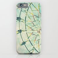 iPhone & iPod Case featuring Sky High by simplyhue