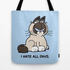 Always Grumpy Tote Bag