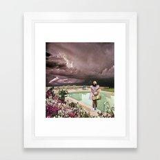 CONDUIT Framed Art Print