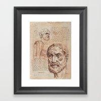 Aristotle Framed Art Print