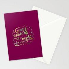 Floral Rap #2 Stationery Cards
