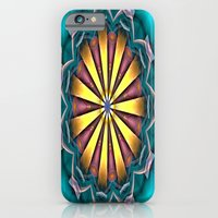 iPhone & iPod Case featuring Rotation 1 by Digital-Art