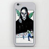 Black Xmas: The Final Ba… iPhone & iPod Skin