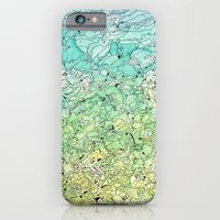 Between The Earth And Sk… iPhone 6 Slim Case