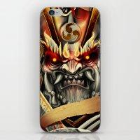 Kabuki Skin iPhone & iPod Skin