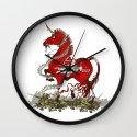 Unicorn for Boys 2.0 Wall Clock