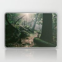 ORCAS ISLAND FOREST Laptop & iPad Skin