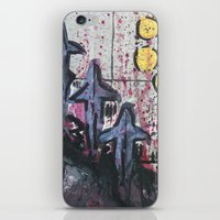 Let's Go Diving  iPhone & iPod Skin