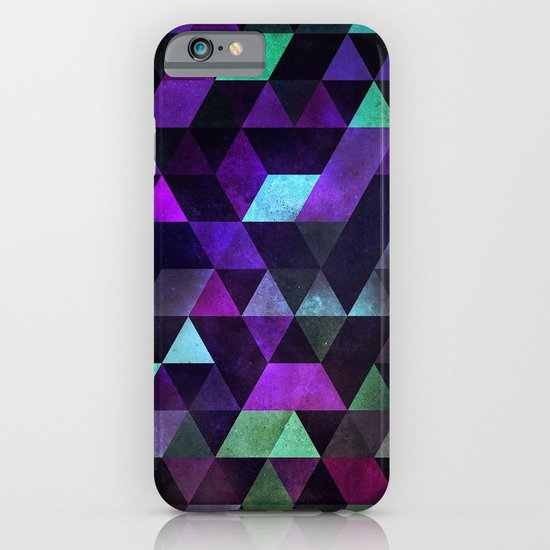 dyrk tyme iPhone & iPod Case