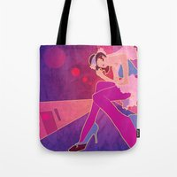 Hall Of Legs Tote Bag