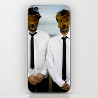 All Things Visible And I… iPhone & iPod Skin