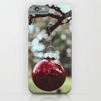 Little Christmas ornament iPhone 6 Slim Case