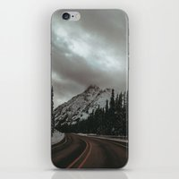Mountain Road iPhone & iPod Skin
