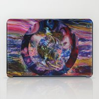 Space Marble Version 2 iPad Case