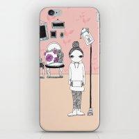 Room iPhone & iPod Skin