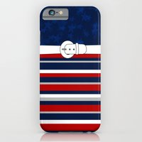 iPhone & iPod Case featuring Stars and Stripes by ts55