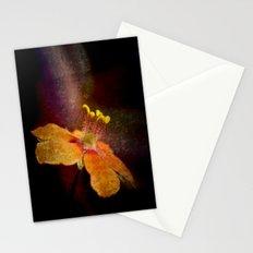 Dark Orange Stationery Cards