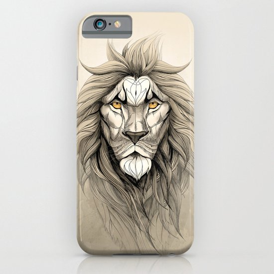 The Lion iPhone & iPod Case