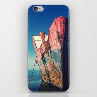 Abandoned Ship iPhone & iPod Skin