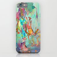 iPhone Cases featuring Soulipsism by Archan Nair