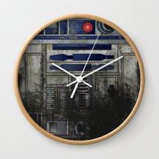 Swamp Droid Wall Clock