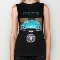 1960 Corvette Biker Tank