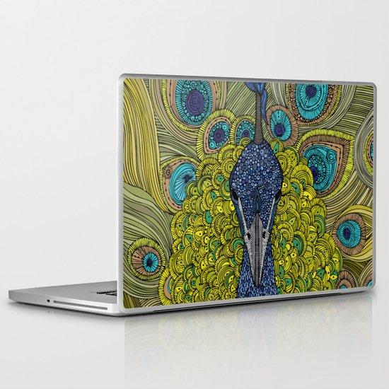 Mr. Pavo Real Laptop & iPad Skin