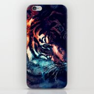 Tiger 2 iPhone & iPod Skin