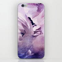 Where The Wild Roses Gro… iPhone & iPod Skin