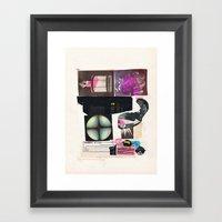 NOS Framed Art Print