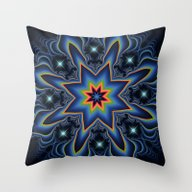 Twinkle Star Throw Pillow