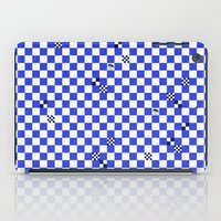 The tiler's odd sense of humor  iPad Case