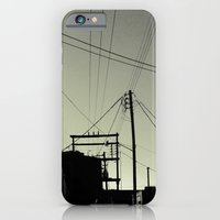 iPhone & iPod Case featuring ALLEY by Caitlin Burns