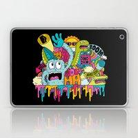 Dino Jam Laptop & iPad Skin
