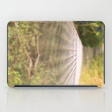 Field fence iPad Case