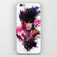 Gambit iPhone & iPod Skin