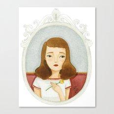 Esther Greenwood Canvas Print