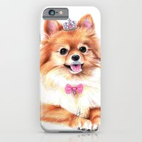 Pomeranian Princess iPhone 6 Slim Case