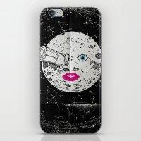 A Trip Of The Moon Minim… iPhone & iPod Skin