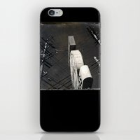 The Wizz Take 2, Black A… iPhone & iPod Skin