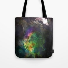 North America Tote Bag