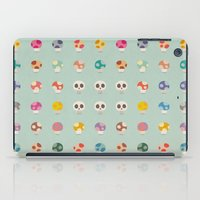 How to Tell Poison Mushrooms iPad Case