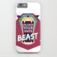 Unleash Your Inner Beast iPhone 6 Slim Case