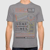 Haikuglyphics - Thyme Mens Fitted Tee Tri-Grey SMALL