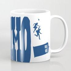 Geronimo Doctor Who Mug