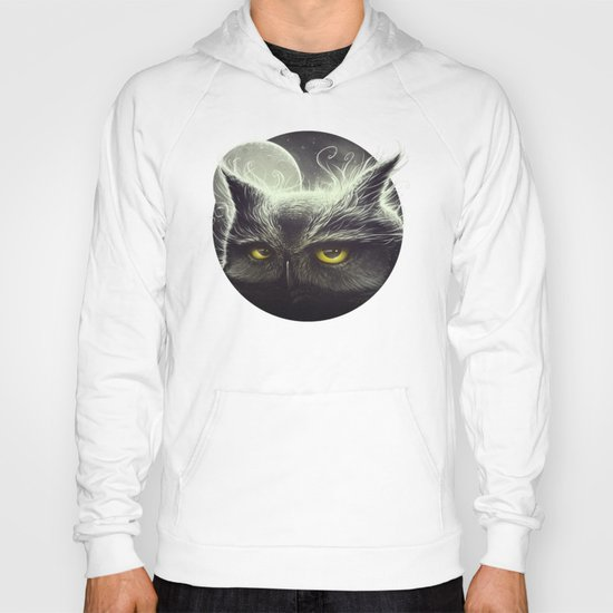 Owl & The Moon Hoody