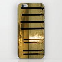 Brighton West Pier iPhone & iPod Skin